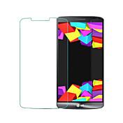 película protectora de pantalla de cristal templado de alta calidad para el mini g3 lg