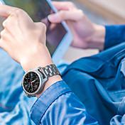 Klokkerem til Gear S3 Frontier Gear S3 Classic Samsung Galaxy Sportsrem Rustfritt stål Håndleddsrem