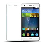 el nuevo hd de tres anti-templado película de vidrio para Huawei p8 Lite