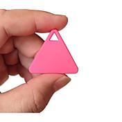 Bluetooth Tracker El plastico Llave Autodisparador Buscador de Llaves Pet Anti Lost Buscador de Llaves Controlador del temporizador