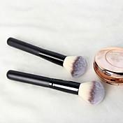 1pcs Pinceles de maquillaje Profesional Cepillo para Colorete / Cepillo para Polvos Pincel de Nylon Portátil / Viaje / Ecológica Madera