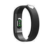 Smart armbånd Pekeskjerm Vannavvisende Kalorier brent Pedometere Sundhetspleie Informasjon Sport Bluetooth 4.0 iOS Android