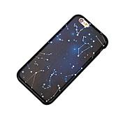 용 방진 케이스 뒷면 커버 케이스 풍경 하드 PC 용 Apple 아이폰 7 플러스 iPhone 6s Plus/6 Plus