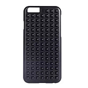 Para Other Funda Cubierta Trasera Funda Un Color Dura Policarbonato para Apple iPhone 6s Plus/6 Plus iPhone 6s/6