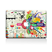 1 pieza Anti-Arañazos Dibujos De Plástico Transparente Adhesivo Diseño ParaMacBook Pro 15'' with Retina MacBook Pro 15 '' MacBook Pro