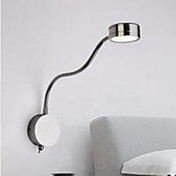 Moderno/Contemporáneo Lámparas de pared Para Metal Luz de pared 110-120V 220-240V 3W
