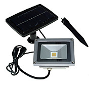 10W LED-lyskastere Lett installasjon Utendørsbelysning Garasje Varm hvit Kjølig hvit AC 24V