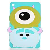 Funda Para Apple iPad Mini 4 Mini iPad 3/2/1 Diseños Funda Trasera Dibujo 3D Suave Silicona para iPad Mini 4 iPad Mini 3/2/1 Apple