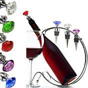 Propper & Hældetud Gave For Bar Vin Glass Metall