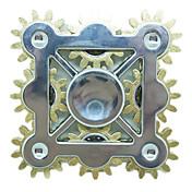 Fidget spinners Hilandero de mano Juguetes Spinner de engranajes Metal EDCJuguetes de oficina Alivia ADD, ADHD, Ansiedad, Autismo Por