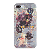 애플 아이폰 7 7plus 패턴 케이스 뒷면 커버 케이스 코끼리 하드 pc 6s 플러스 6 플러스 6s 6