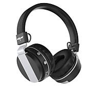 Auriculares sin hilos estéreos plegables del bluetooth v4.0 de los auriculares