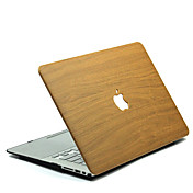 Macbook-sak for Macbook Wood Polycarbonate Materiale Mac-tilfeller& mac poser& mac ermer
