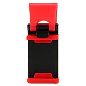 Coche Universal Teléfono Móvil sostenedor del soporte de montaje Soporte Ajustable Universal Teléfono Móvil ABS Titular