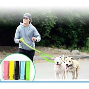 Kat Hund Verneutstyr Ensfarget Nylon Gul Grønn Blå Rosa Svart