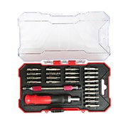 Conjunto de herramientas de reparación 24 en 1 de workpro® conjunto de destornillador de precisión multifuncional