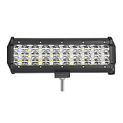 81w- 행 8100lm 홍수 스포트 del fascio led 작업 표시 줄 offroad led lampada 12 v 24 v 캠핑 당 4 v 4 4wd led bar