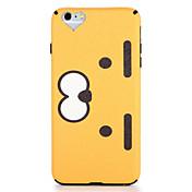 Para el iphone suave de la historieta del caso de la contraportada del patrón de la cubierta del caso del iphone 7 7plus 6pcs más 6 más 6s
