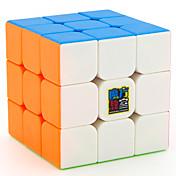 Cubo de rubik MoYu 3*3*3 Cubo velocidad suave Cubos mágicos Juguete Educativo Antiestrés rompecabezas del cubo Adhesivo suave Regalo