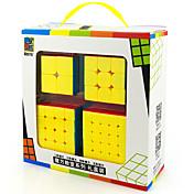 Cubo de rubik MoYu 5*5*5 Cubo velocidad suave Cubos mágicos Juguete Educativo Antiestrés rompecabezas del cubo Adhesivo suave Regalo
