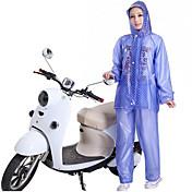Ropa de moto Impermeableforunisexo Cuero Sintético / Cuero de Poliuretano Poliéster CLORURO DE POLIVINILO Todas las Temporadas Libre de