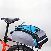 ROSWHEEL Bolsas Maletero Al Aire Libre, Bolsillo trasero Bolsa para Bicicleta Poliéster 600D Bolsa para Bicicleta Bolsa de Ciclismo Ciclismo / Bicicleta
