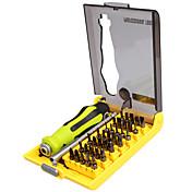Best-8914 precision 37 en 1 destornillador multiusos destornillador magnético de bits para xbox kit de herramientas de apertura de
