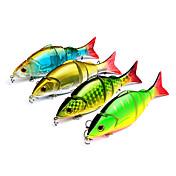 4 pcs Señuelos duros g/Onza mm pulgada,Plásticos Pesca de Mar Otros