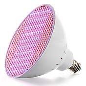 18W 980lm E27 Growing Light Bulb 500 Cuentas LED SMD 2835 Azul Rojo 85-265V