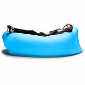 21Grams Sofá Hinchable Sofá Lounge Bolsa de dormir Casual Sofá Inflable Al aire libre Aislamiento de la cabeza A Prueba de Humedad