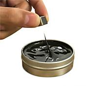 Magnetisk deig Magnetisk leke Slim Neodym-magnet Tenkende Putty Stresslindrende leker 1 Deler Leketøy Original Magnetisk Gave