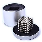 자석 장난감 마그네틱 볼 스트레스 해소 제품 216 조각 5mm 장난감 마그네틱 직사각형 선물