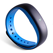 Smart armbånd HW01 Plus til Pulsmåler / Trenings logg / Informasjon Humørsporing / Stoppeklokke / Fitnessporing / Stillesittende sittende Påminnelse / øvelse Påminnelse