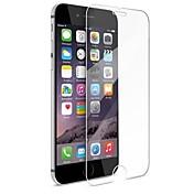 Vidrio Templado Protector de pantalla para Apple iPhone 8 Plus Protector de Pantalla Frontal Alta definición (HD) Dureza 9H Borde Curvado