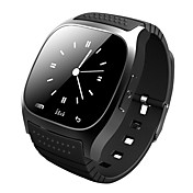 tid eier m26 bluetooth klokke smart klokker android wearable enheter sosialt