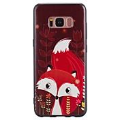 Funda Para Samsung Galaxy S8 Plus S8 Diseños Funda Trasera Animal Suave TPU para S8 Plus S8 S7 edge S7