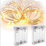 3M Lysslynger 30 LED Vanntett Batteri / IP65