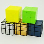 Cubo de rubik QIYI 154 Cubo de espejo 3*3*3 Cubo velocidad suave Cubos mágicos rompecabezas del cubo Cuadrado Regalo
