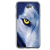 Funda Para Samsung Galaxy Diseños Funda Trasera Animal Suave TPU para J7 V J7 Perx J7 (2017) J7 (2016) J7 J5 (2017) J5 (2016) J5 J3 Pro