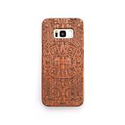 Etui Til Samsung Galaxy S8 Plus S8 Støtsikker Mønster Bakdeksel Halloween Hard Tre til S8 Plus S8 S7 edge S7 S6 edge plus S6 edge S6 S6