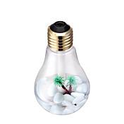 dp-001 fargerik pære luftfukter hjem luft purifier usb lading