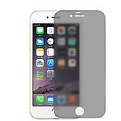 Protector de pantalla Apple para iPhone 6s iPhone 6 Vidrio Templado 1 pieza Protector de Pantalla Frontal Privacidad Antiespionaje