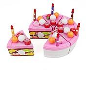 Liksomspill Leketøy Sirkelformet Mat Kake- & Småkakekutter Kake Frukt Mat&Drikke Fødselsdag Jente Gutt Gave