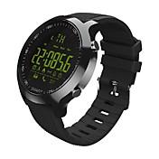 Reloj elegante EX18 for iOS / Android Calorías Quemadas / Resistente al Agua / Podómetros / Información / Control de Mensajes Reloj Cronómetro / Podómetro / Recordatorio de Llamadas / Mando a