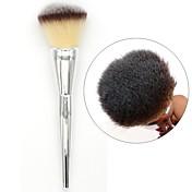 1pc Makeup børster Profesjonell Rougebørste Nylon Børste / Syntetisk hår / Andre Økovennlig / Profesjonell / Myk Rustfritt Stål
