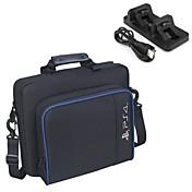 Poser Til PS4 Slim / PS4 Prop ,  Ryggsekker Poser Nylon 1 pcs enhet