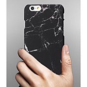 Etui Til Apple iPhone X iPhone 8 iPhone 6 iPhone 6 Plus Annen Bakdeksel Marmor Hard PC til iPhone X iPhone 8 Plus iPhone 8 iPhone 6s Plus