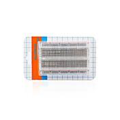 gjennomsiktig middels størrelse breadboard / 400 hull / med pakke