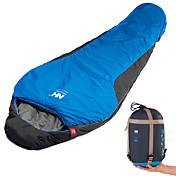 Naturehike Bolsa de dormir Saco Mummy 9°C Mantiene abrigado Impermeable Portátil Resistente al Viento Transpirable Cómodo 220X83 Camping