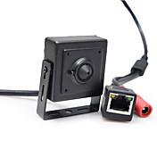hqcam® 720p onvif 1/4 cmos h62 1.0mp 25fps sikkerhet mini ip kamera cctv 3.7mm objektiv overvåking ip kamera